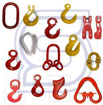 Комплектующие для строп (8 класс и ГОСТ)