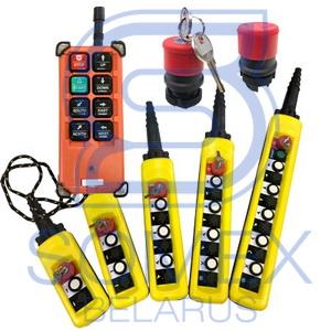 Пульты управления для талей электрических